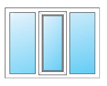 okno b
