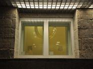 Противопожарные окна в здании Синода.